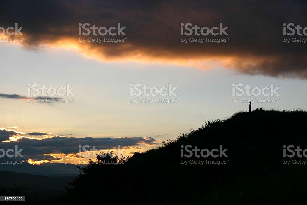 Heaven on Earth royalty-free stock photo