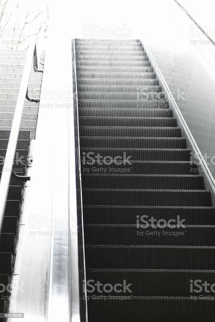 heavenly stairs royalty-free stock photo