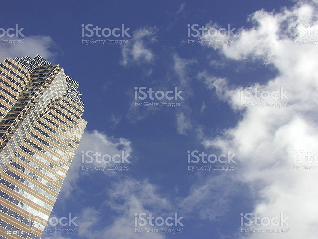 Heavenly Tower royalty-free stock photo