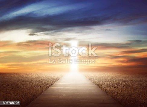 istock Heaven's Way 626708298