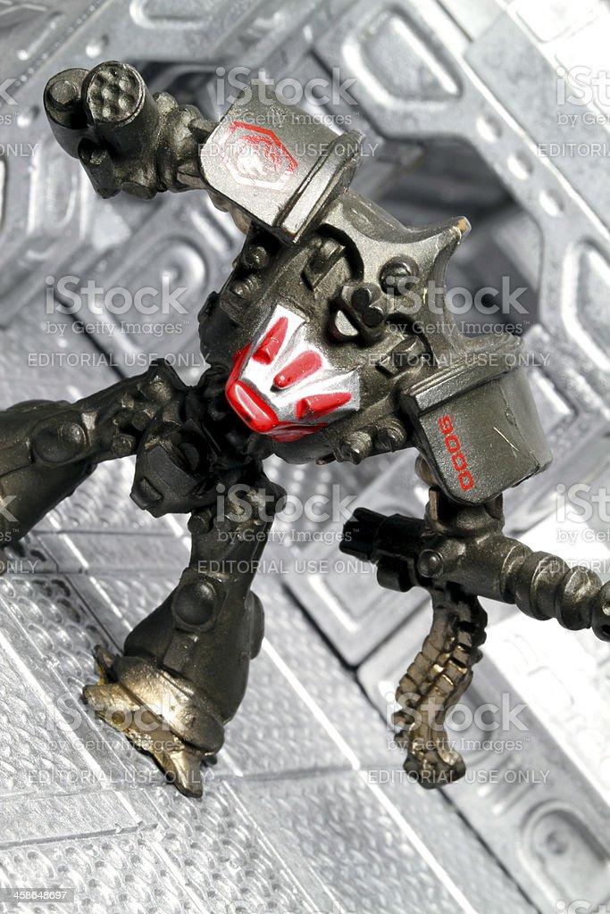 Heavy Armament royalty-free stock photo