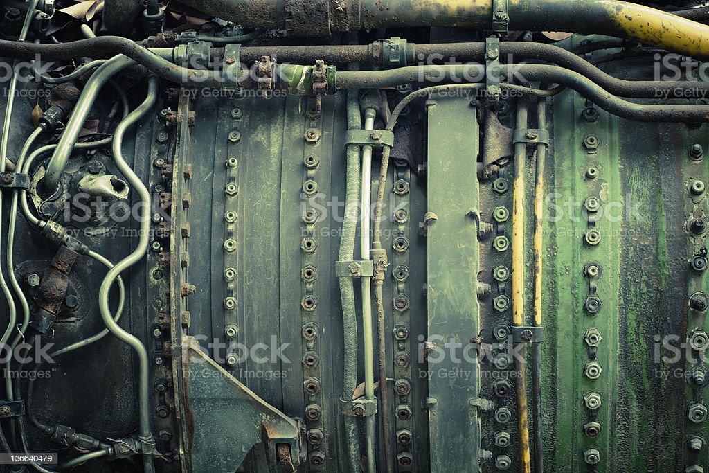 Heavy Industry Symbols royalty-free stock photo