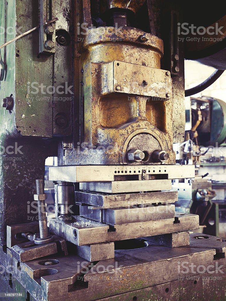 Schwere Maschinen – Foto