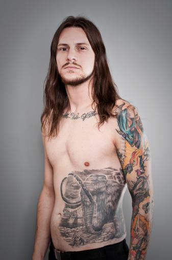 Tattoos pictures metal heavy Heavy metal
