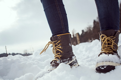 Heavy Snow Boots