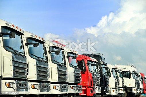 istock Heavy truck 812964558