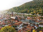 istock Heidelberg at sunset 501747780