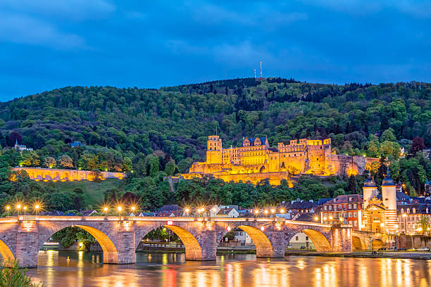 Heidelberger Schloß ruine – Foto