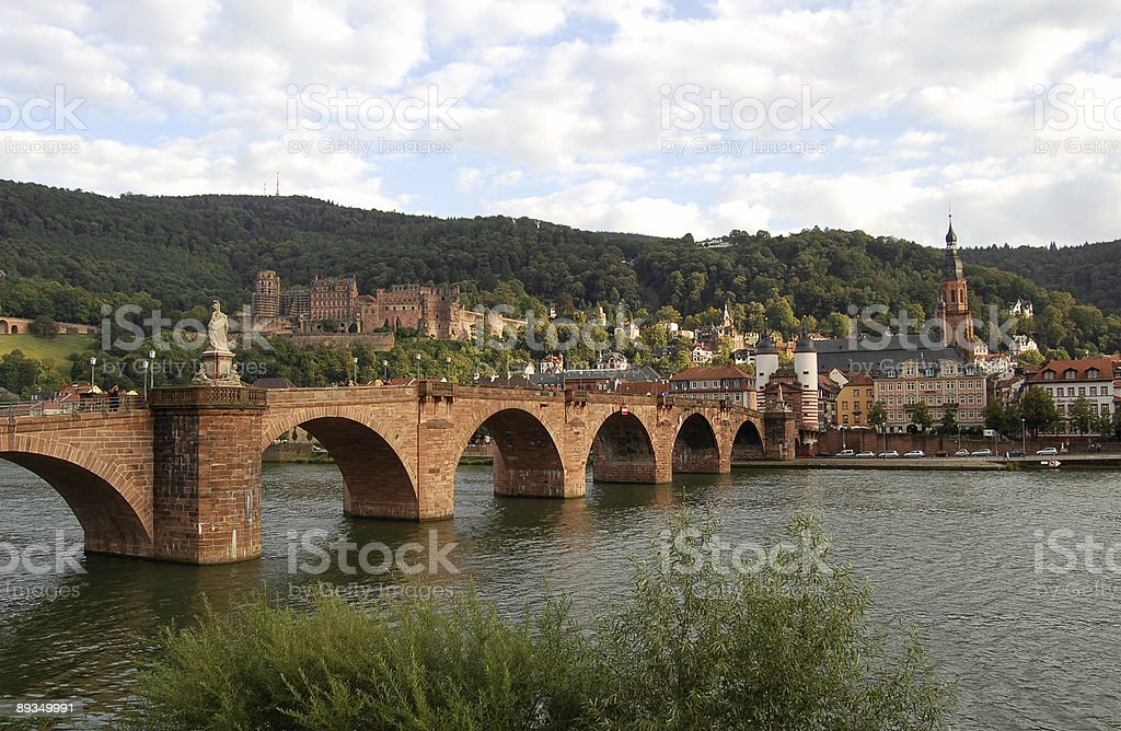 Heidelberg, Germany stock photo