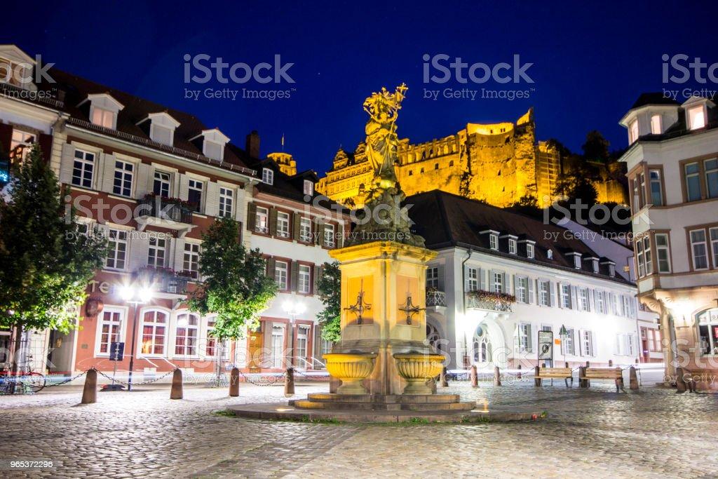 Heidelberg, Germany zbiór zdjęć royalty-free