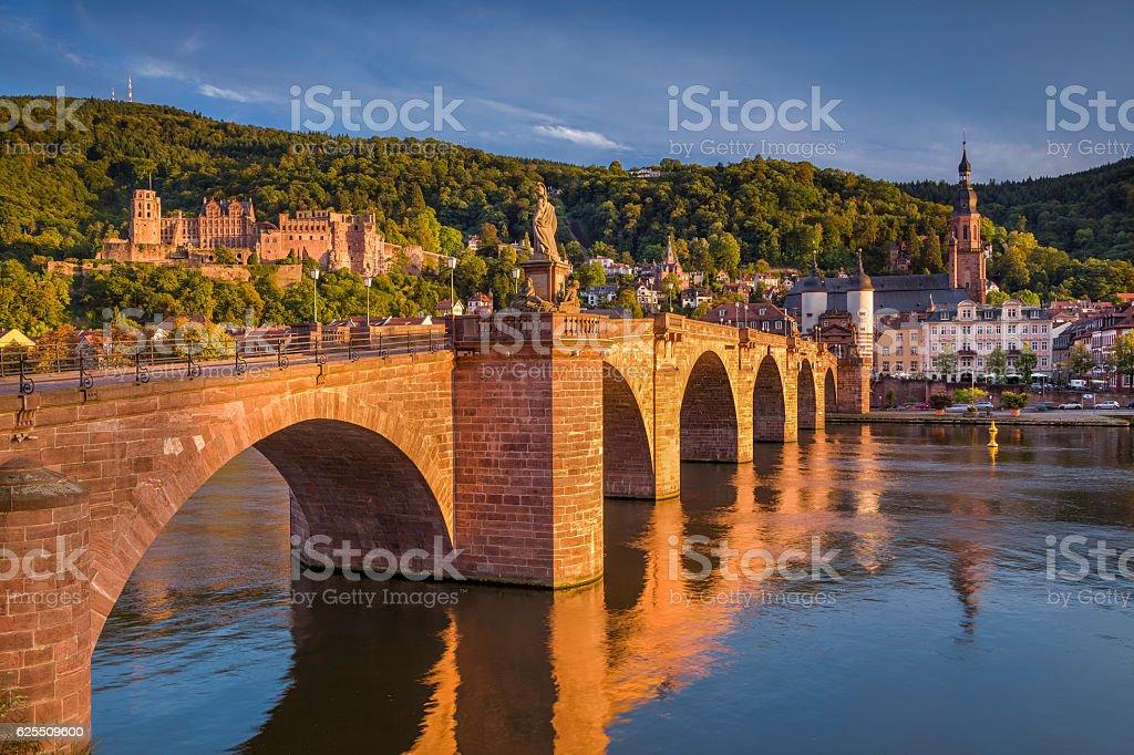 Heidelberg. stock photo