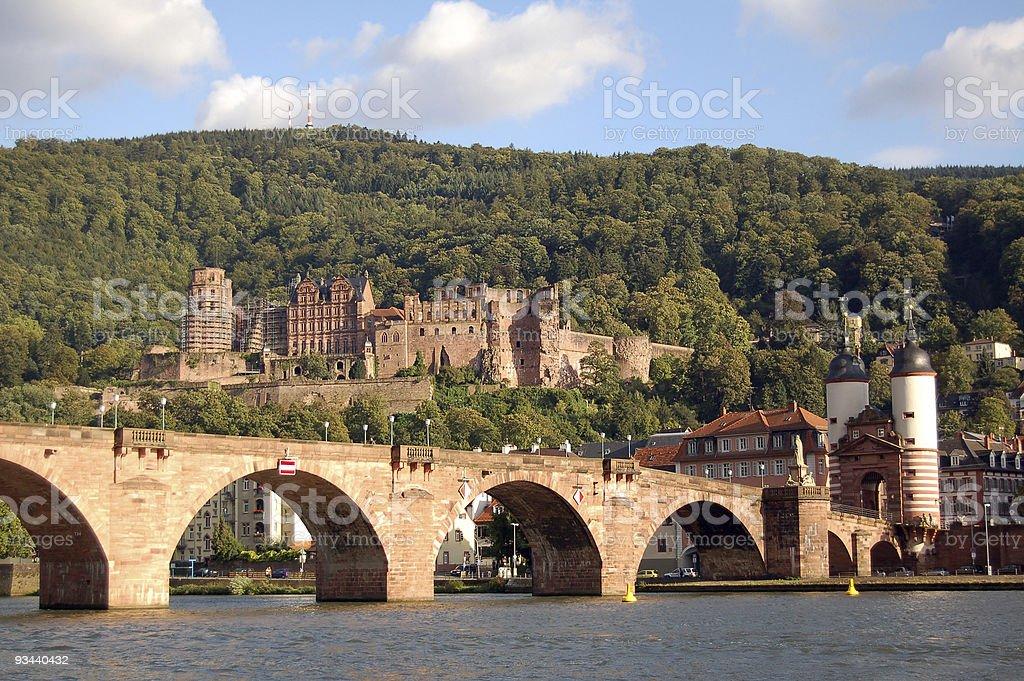 Heidelberg Lizenzfreies stock-foto