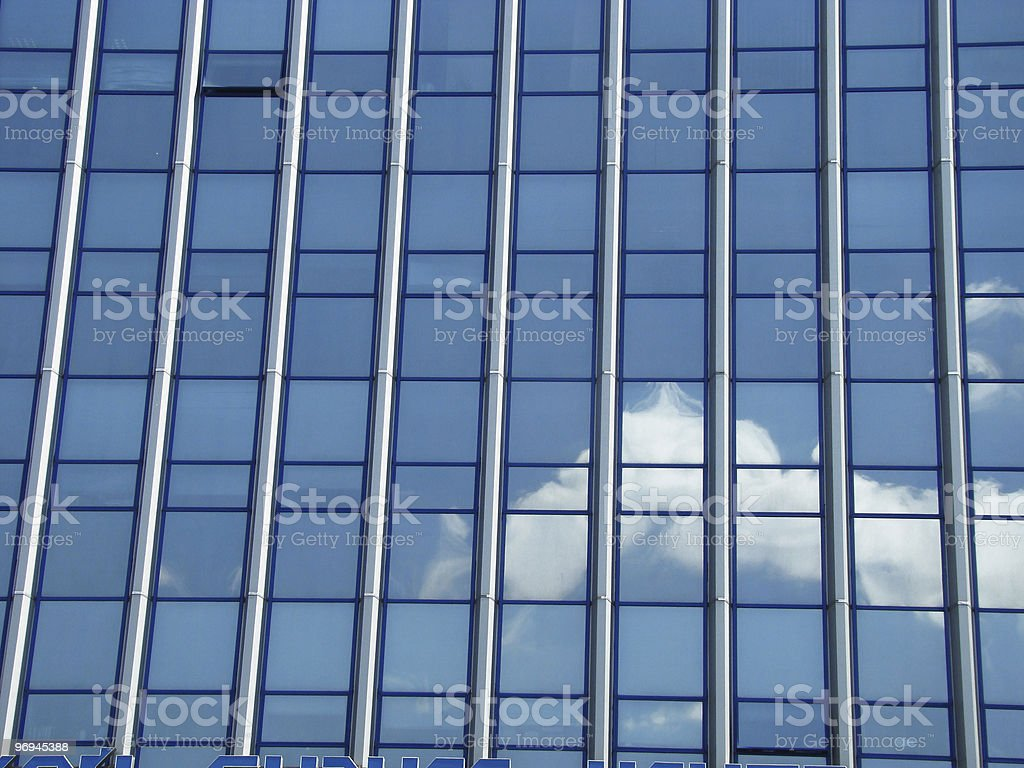 Height building. royalty-free stock photo