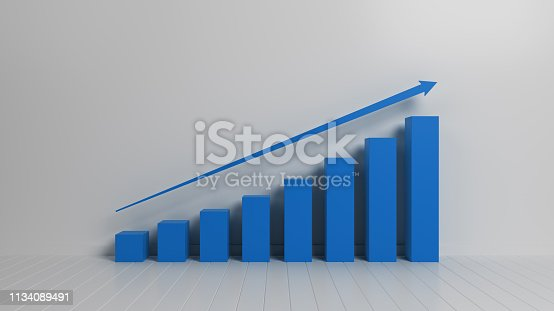 527033580 istock photo Height Chart On White Background 1134089491