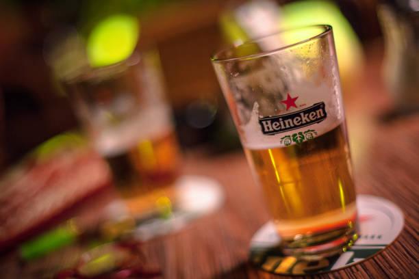 Heineken Bier – Foto