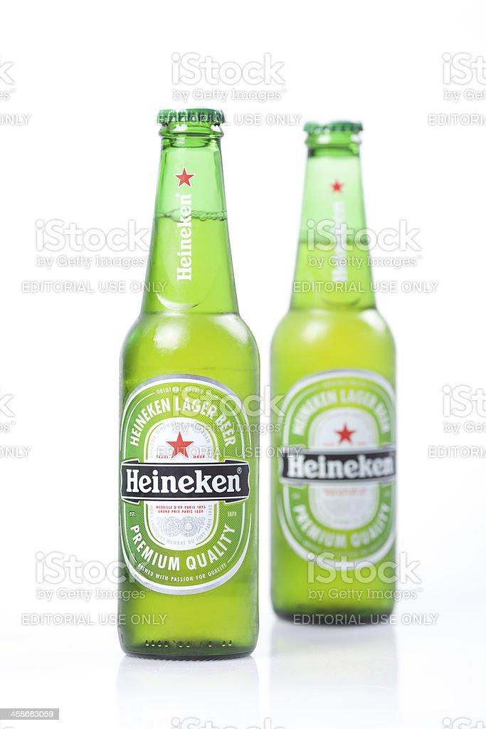 Heineken Bier Premium-Qualität – Foto
