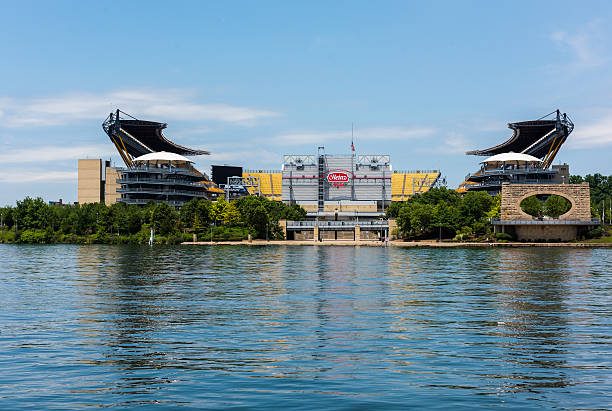 heinz field, home of the pittsburgh steelers in pittsburgh, pa - heinz stock photos and pictures