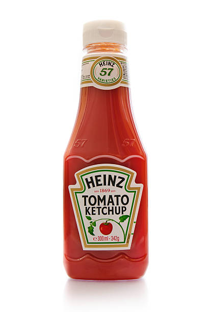 heinz ketchup - heinz stock photos and pictures