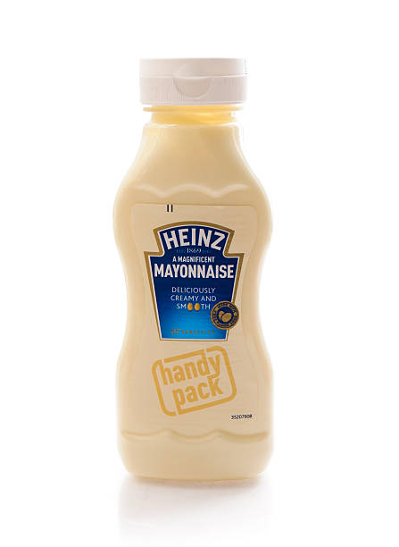 heinz mayonnaise - heinz stock photos and pictures