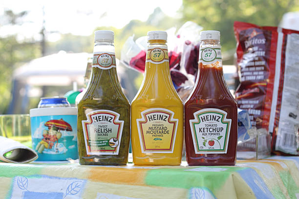 heinz products - heinz stock photos and pictures