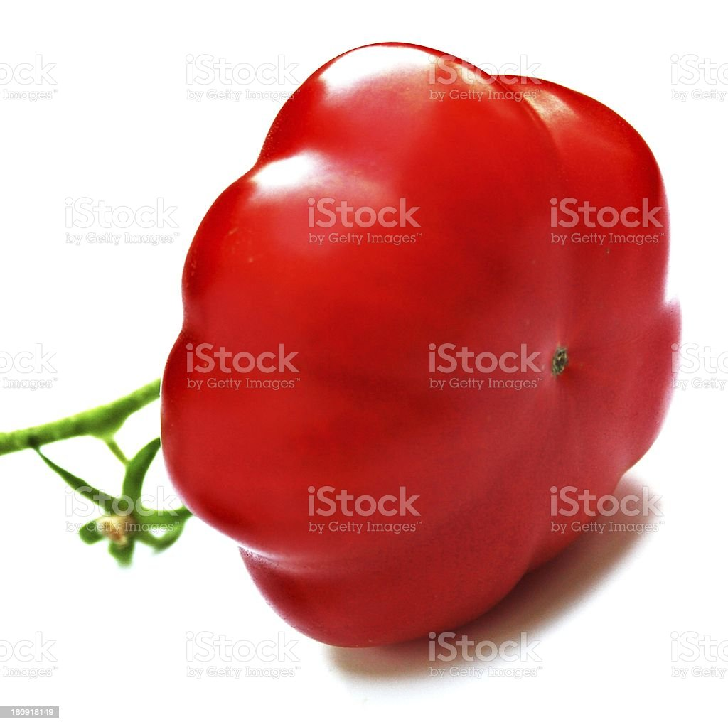 Heirloom Tomato royalty-free stock photo