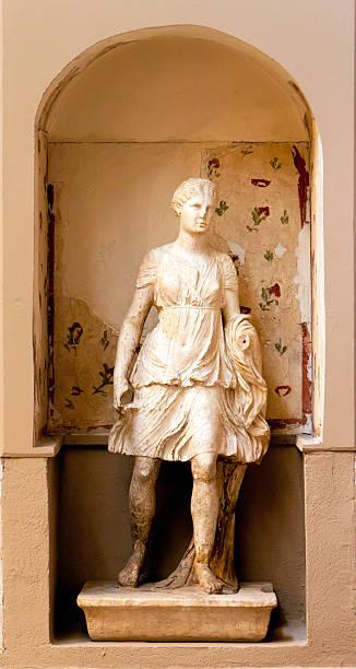 Helen of Troy in Ephesos Museum, Selcuk, Türkei – Foto