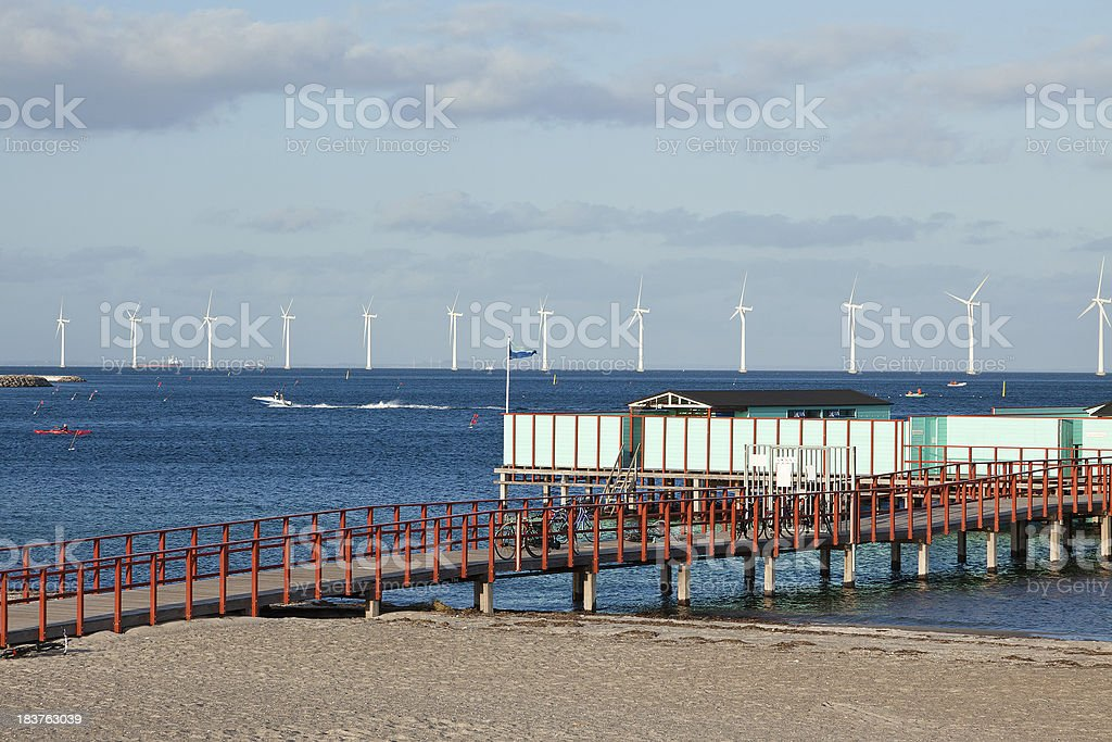 Helgoland stock photo