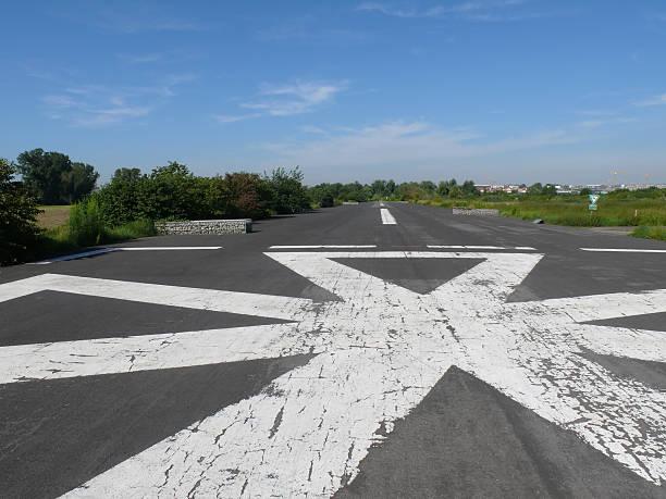 Hubschrauberlandeplatz Ort – Foto