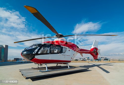istock Helicopter 1133169055