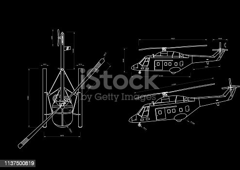 istock Helicopter 1137500819