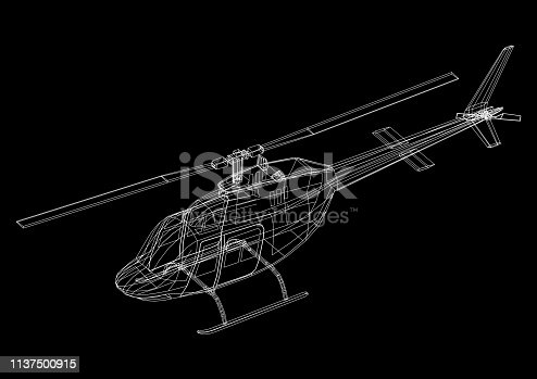 istock Helicopter 1137500915