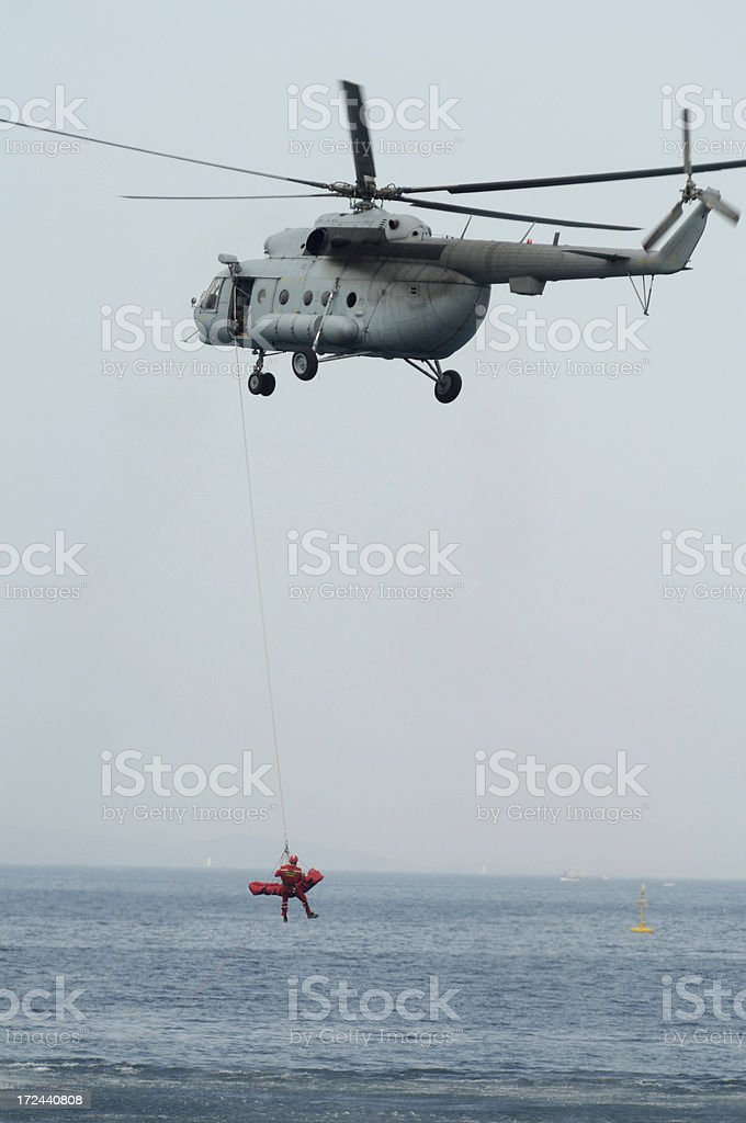 Helicóptero - foto de acervo