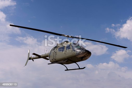 Helicopter Inflight