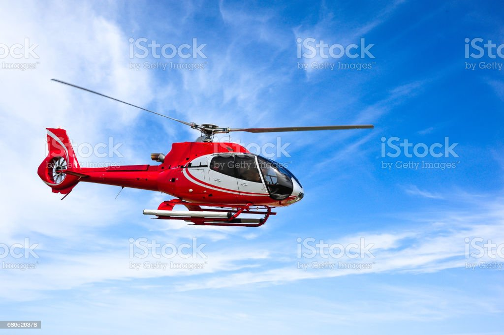 Helicopter foto stock royalty-free
