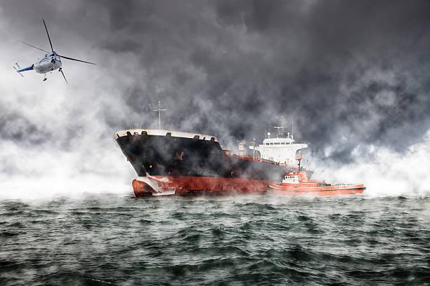 helicopter rescue - livbåt bildbanksfoton och bilder
