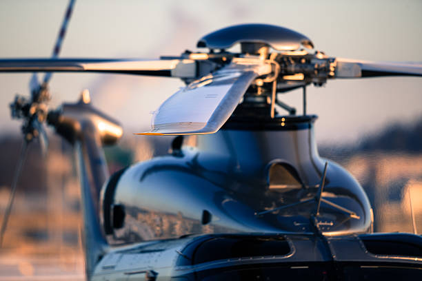 Helicopter Rotor Helicopter Rotor propeller stock pictures, royalty-free photos & images