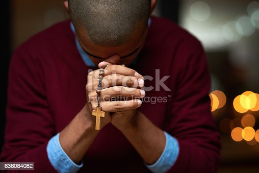 istock He'll answer all your prayers 636084082