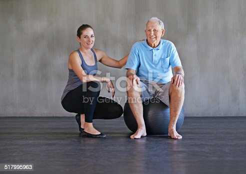 517995977 istock photo He'll be healthier in no time 517995963