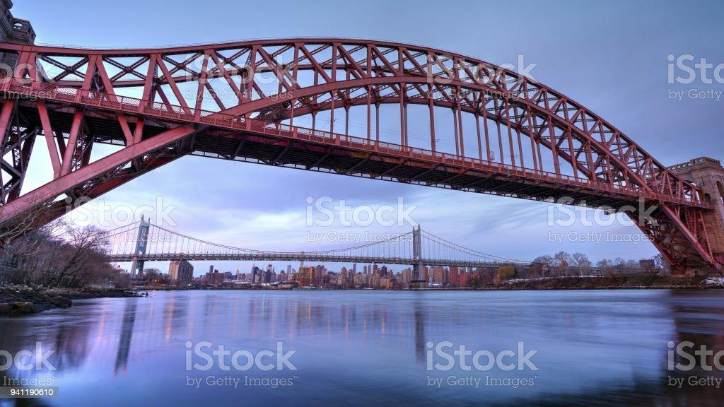 Hell Gate Bridge – Foto
