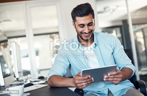 874813790 istock photo He'll get it done in digital format 956878662