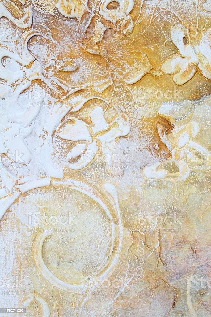 Heller Hintergrund mit künstlerischer Struktur Textur royalty-free stock photo