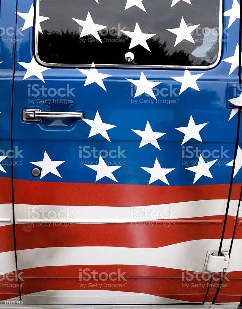 hello america stock photo