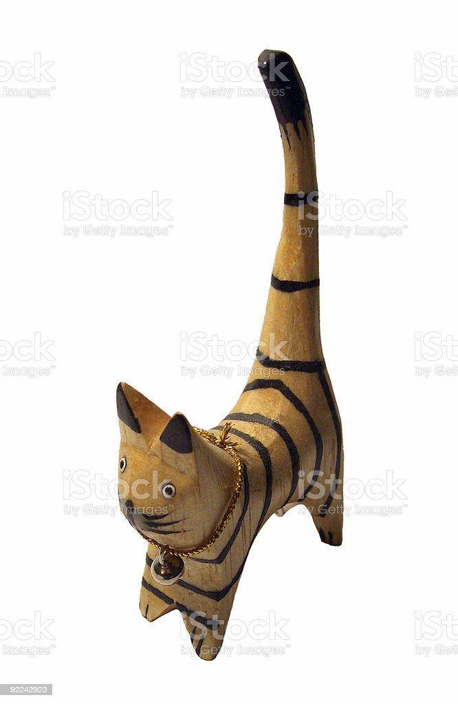 Hello! I am cat. royalty-free stock photo