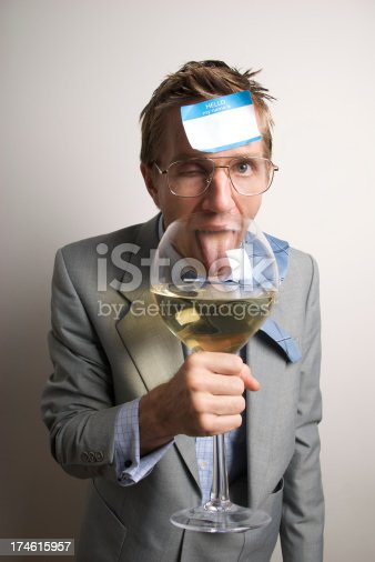 istock Hello My Name Is What Was I Saying? 174615957