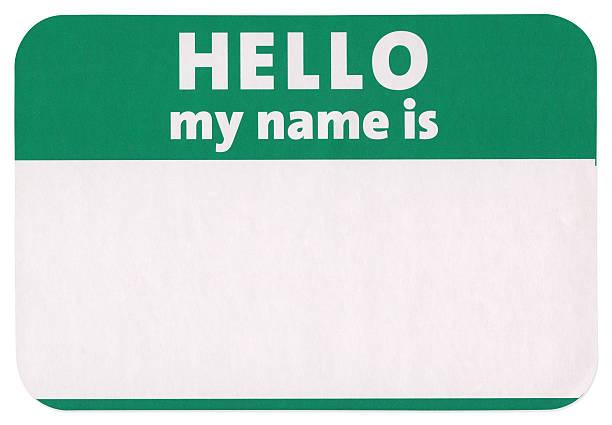 hallo sticker - hello stock-fotos und bilder