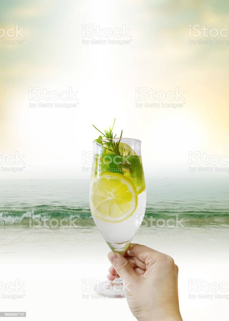 hello summer holiday background & object - Royalty-free Agricultural Field Stock Photo