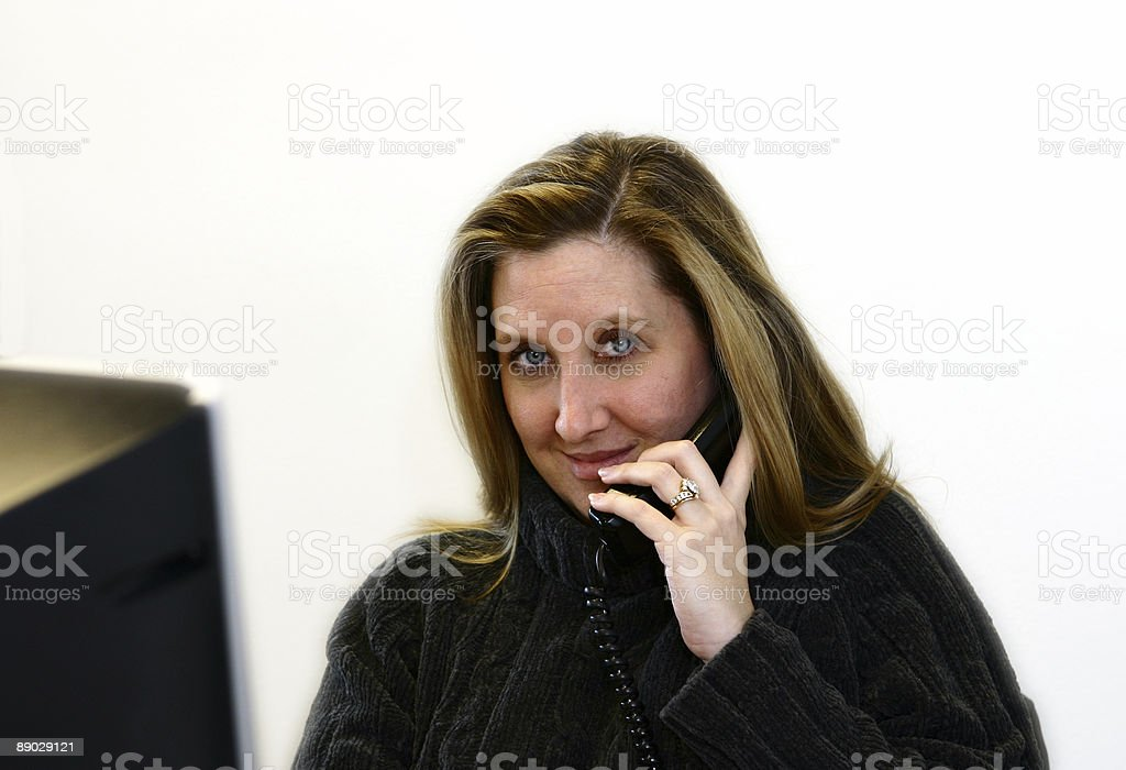 Hello there royalty-free stock photo