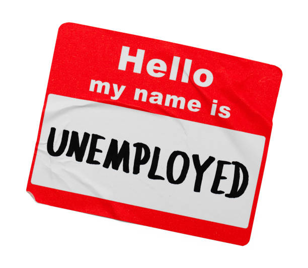 hello unemployed - unemployment stock pictures, royalty-free photos & images