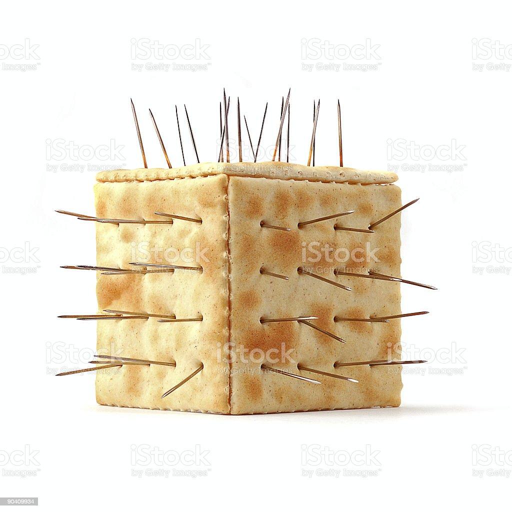 hellraiser cracker royalty-free stock photo