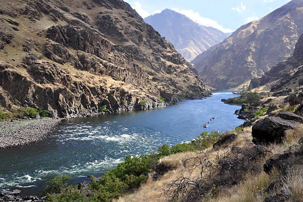 Hells Canyon-Rafting – Foto